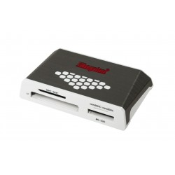 Lecteur de Cartes Kingston multi-supports Externe USB 3.0