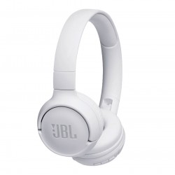 Casque Micro Bluetooth JBL Tune 500BT (Blanc)