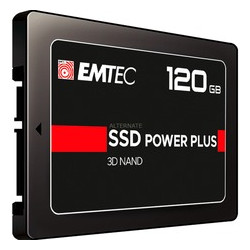 Disque Dur SSD POWER PLUS 3D NANO 120Go - EMTEC