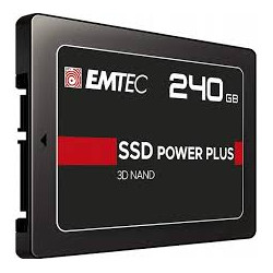Disque Dur SSD POWER PLUS 3D NANO 240Go - EMTEC