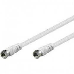coaxial cable eurotechnocom classe a - 2.5m