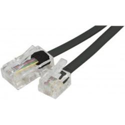 Câble réseau Rj45/Rj11 5m d'occasion