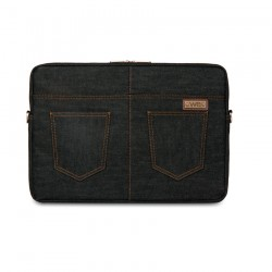 "Housse Ordinateur Portable We Jean denim 10"" - 11,6"""
