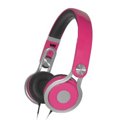 Casque Audio WE Enfant Rose ( 3 à 10 ans)