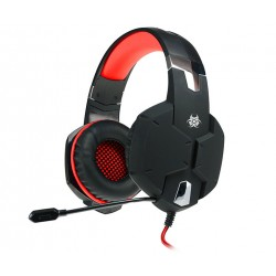 Casque Micro Tracer Dragon Red (Noir/Rouge)