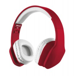 Casque Micro Urban Revolt Mobi-Red (Rouge)
