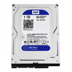Disque Dur Western Digital 1 To (1000Go) S-ATA 3 - Caviar Blue (WD10EZEX)