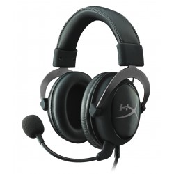 Casque Micro Gamer Kingston HyperX Cloud II (Noir/Bronze)