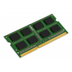 Barrette mémoire RAM SODIMM DDR3 8192Mo (8 Go) Kingston PC12800 (1600 Mhz) 1.35 v
