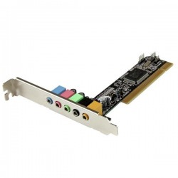Carte Son Startech 5.1 PCI