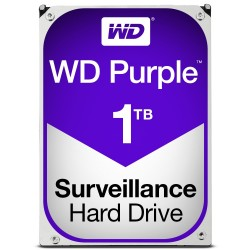 Disque Dur Western Digital 1 To (1000 Go) S-ATA 3 - Caviar Purple (WD10PURX)