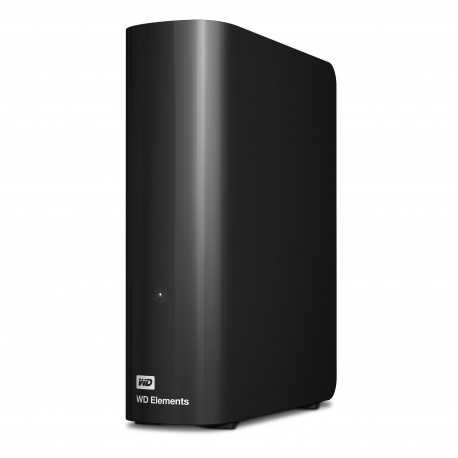 Disque Dur Externe Western Digital Elements Desktop 4 To (4000 Go) USB 3.0 - 3,5""