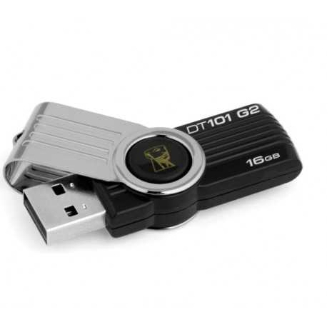 Clé USB Kingston DataTraveler 101 G2 16 Go USB 2.0