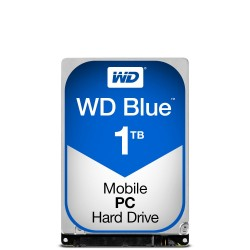 "Disque Dur portable Western Digital 2""1 2 1 To (1000 Go) 5400 trs S-ATA 3 - WD10JPVX"