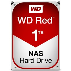 Disque Dur Western Digital 1 To (1000 Go) S-ATA 3 - Caviar Red (WD10EFRX)