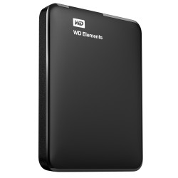 Disque Dur Externe Western Digital Elements Portable 500 Go USB 3.0/ USB 2.0 - 2,5""