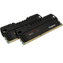 Barrette mémoire RAM DDR3 8 Go (2x4go) Kingston HyperX Beast XMP PC15000 (1866 Mhz)