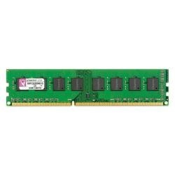 Barrette mémoire RAM DDR3 4096 Mo (4 Go) Kingston Value PC10666 (1333 Mhz) - KVR13N9S8H/4