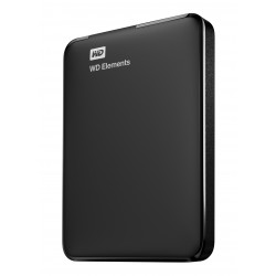 Disque Dur Externe Western Digital Elements Portable 1To (1000Go) USB 3.0/ USB 2.0 - 2,5""