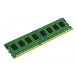 Barrette mémoire RAM DDR3 8192 Mo (8 Go) Kingston PC12800 (1600 Mhz)