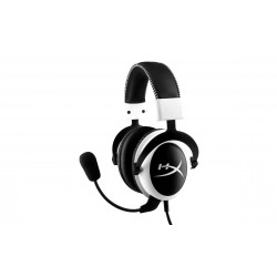 Casque Micro Kingston HyperX Cloud Gaming Headset (Blanc)
