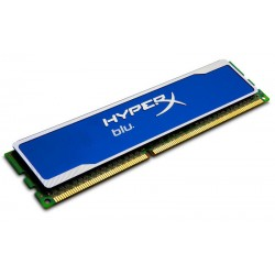 Memoire Kingston DDR3 4GB PC 1600 CL9 Kingston HyperX blu retail
