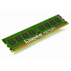 Memoire Kingston DDR3 4GB PC 1333 CL9 ValueRAM retail