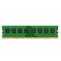 Barrette mémoire RAM DDR3 (8 Go) 8192 Mo Kingston Value PC10666 (1333 Mhz)