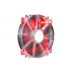 Ventilateur Cooler Master Megaflow 200 LED Rouge 200 mm (20 cm)
