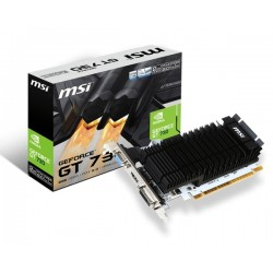Carte Graphique Nvidia MSI GeForce GT730K 2GD3H 2Go LP