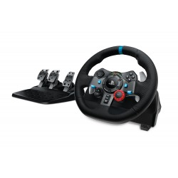 Kit Volant + Pédalier Logitech G29 Driving Force PC PS3 PS4