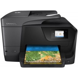 Imprimante HP OfficeJet Pro 8710 Wifi Ethernet Multifonctions Fax