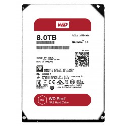 Disque Dur Western Digital 8 To (8000 Go) S-ATA 3 - Caviar Red (WD80EFZX)