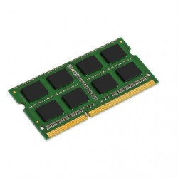 Barrette mémoire RAM SODIMM DDR3L 4096Mo (4 Go) Kingston PC12800 (1600 Mhz) 1.35 v