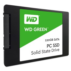 Disque Dur SSD Western Digital Green 120 Go S-ATA