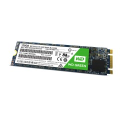 Disque Dur SSD Western Digital Green 120 Go - SATA M.2 Type 2280
