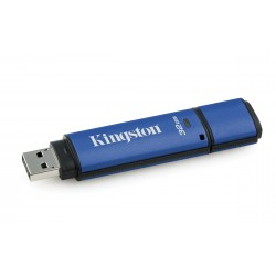 Clé USB Kingston 32 Go DataTraveler Privacy 3.0 Managed USB 3.0 (AES 256 bits)