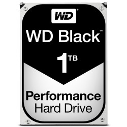Disque Dur Western Digital 1 To (1000 Go) S-ATA 3 - Caviar Black (WD1003FZEX)