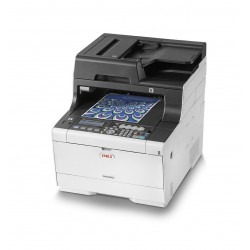 Imprimante Laser OKI MC563DN Multifonctions (recto verso)
