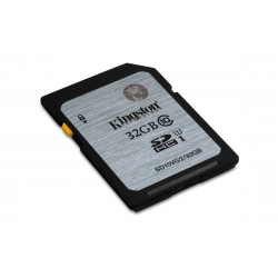 Carte mémoire Secure Digital (SD) Kingston 32 Go SDHC Class 10