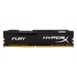 Barrette mémoire 16Go DIMM DDR4 Kingston HyperX Fury PC4-27700 (3466 Mhz) (Noir)