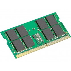 Barrette mémoire SODIMM DDR4 Kingston ValueRAM PC4-19200 (2400 Mhz) 16Go (Vert)