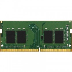 Barrette mémoire SODIMM DDR4 Kingston ValueRAM PC4-19200 (2400 Mhz) 4Go (Vert)