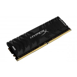 Barrette mémoire 8Go DIMM DDR4 Kingston HyperX Predator PC4-24000 (3000 Mhz) (Noir)